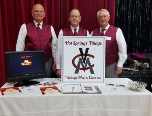 HSV Community Fair Booth