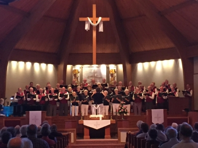 Spring 2017 with PEO Singers